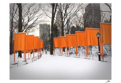 The Gates, Central Park