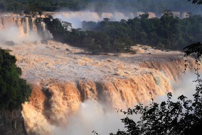 Igua?u National Park-Ralf Broskvar-Photographic Print