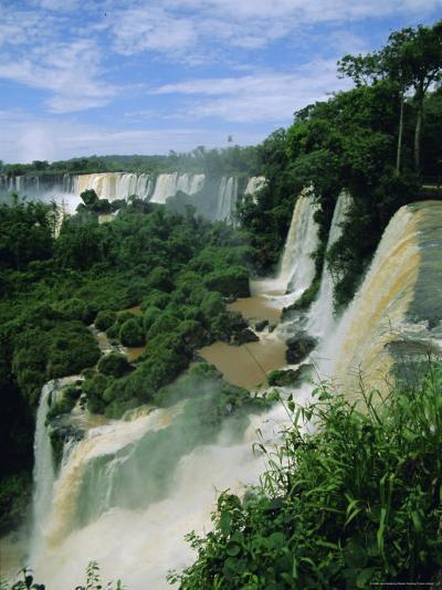 Iguacu Falls, Argentina, South America-Jane Sweeney-Photographic Print