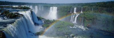 Iguacu Falls Parana Brazil--Photographic Print