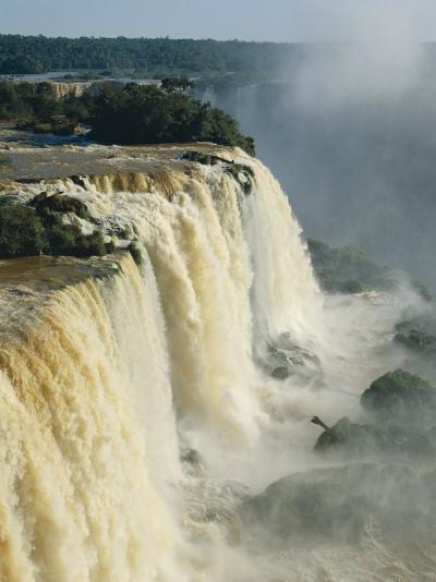 Iguassu Falls, Brazil--Photographic Print