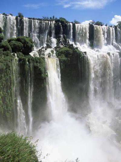 Iguassu Falls, Iguazu National Park, Unesco World Heritage Site, Argentina, South America-Jane Sweeney-Photographic Print
