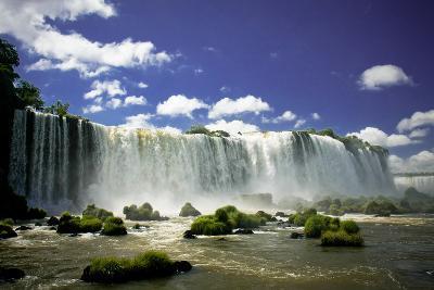 Iguazu Falls-Neale Cousland-Photographic Print