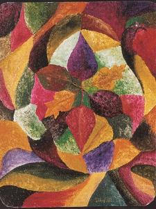 Autumn Leaves I by Ikahl Beckford