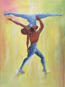 Dance Couple by Ikahl Beckford