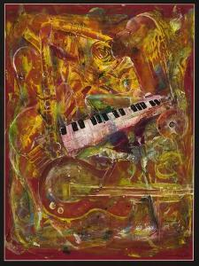 Symphony in Red by Ikahl Beckford