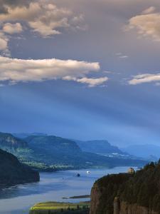 Columbia River Gorge VIII by Ike Leahy