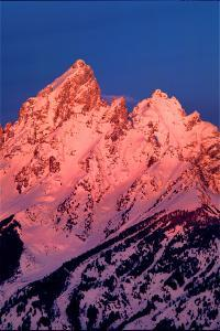 Grand Teton National Park III by Ike Leahy