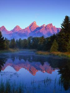 Grand Teton National Park VI by Ike Leahy