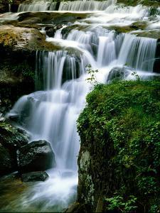 Lost Creek Falls by Ike Leahy