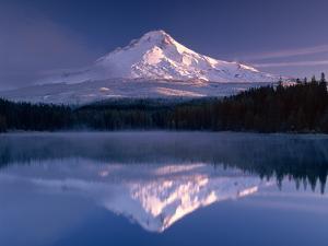 Mt. Hood I by Ike Leahy