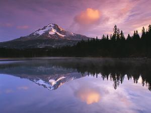Mt. Hood II by Ike Leahy