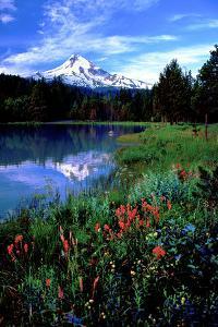 Mt. Hood III by Ike Leahy