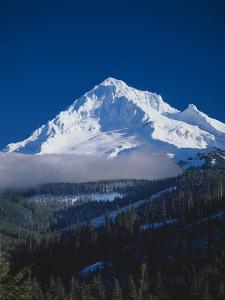 Mt. Hood XIII by Ike Leahy