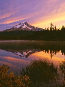 Mt. Hood XVI by Ike Leahy