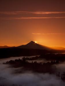 Mt. Hood XXVI by Ike Leahy