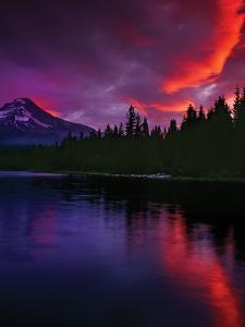 Mt. Hood XXVII by Ike Leahy