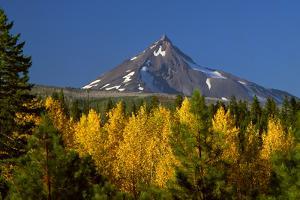 Mt Jefferson by Ike Leahy