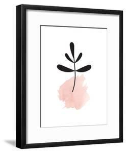 Pink Leaf by Ikonolexi
