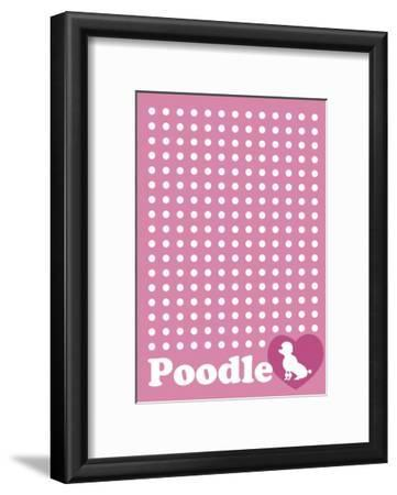 Dot and Poodle Pink