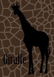 Giraffe by Ikuko Kowada
