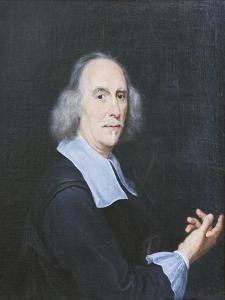 Portrait of Gian Lorenzo Bernini by Il Baciccio