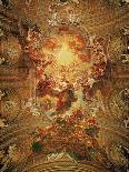 Triumph of the Name of Jesus-Il Baciccio-Giclee Print