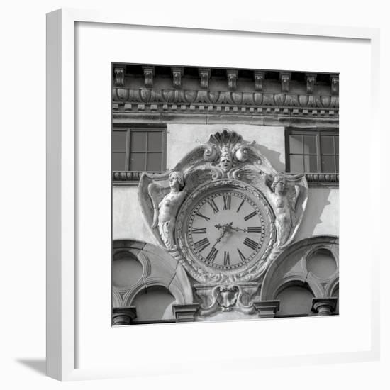 Il Grande Orologio II-Alan Blaustein-Framed Photographic Print
