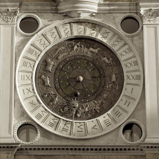 Il Grande Orologio IV-Alan Blaustein-Photographic Print