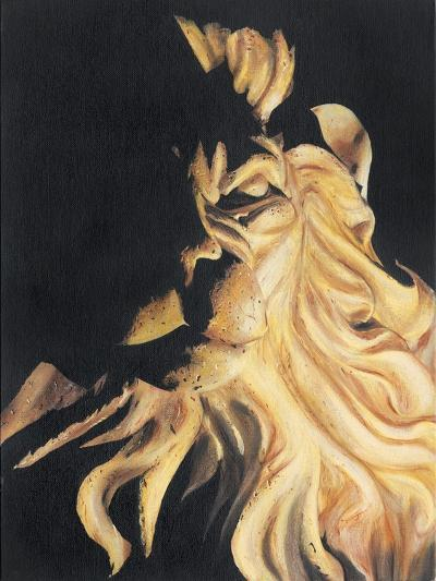 Il Leone, 2008-Robert Aragon-Giclee Print