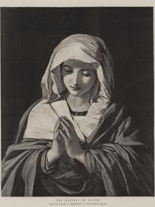 The Madonna in Prayer by Il Sassoferrato