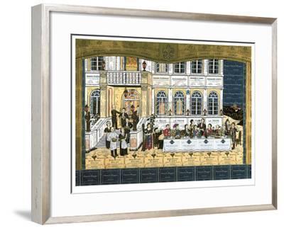 Il Viaggio A Reims-Valentino Monticello-Framed Premium Giclee Print