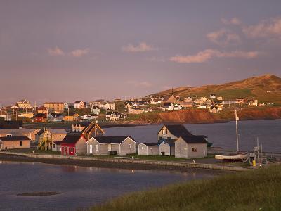 Ile Havre-Aubert, One of the Iles De La Madeleine, in the Gulf of St. Lawrence, Quebec-Donald Nausbaum-Photographic Print