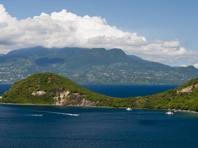 Ilet a Cabrit, Iles Des Saintes, Terre de Haut, Guadeloupe, French Caribbean, France, West Indies-Sergio Pitamitz-Photographic Print