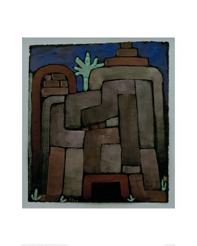 Ilfenburg, 1935-Paul Klee-Giclee Print