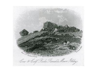 Ilkley Moor, Yorkshire--Giclee Print