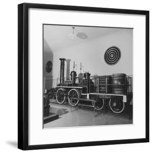 Illinois Central Locomotive, the 'Mississippi'