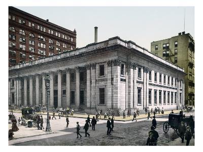Illinois Trust and Savings Bank Chicago Illinois--Giclee Print