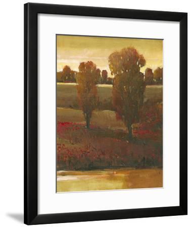 Illuminating Sky II-Tim O'toole-Framed Art Print