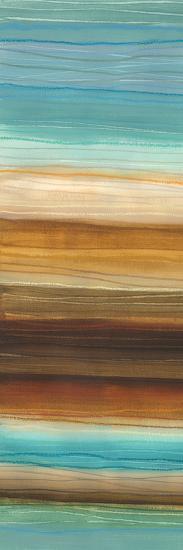 Illumine I - Stripes, Layers-Jeni Lee-Art Print