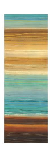 Illumine II - Stripes, Layers-Jeni Lee-Art Print