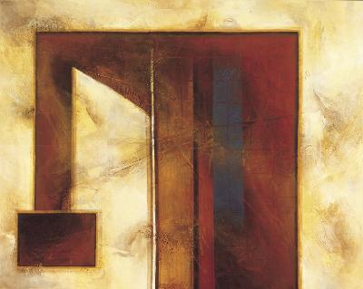 Illusion of Form-Lynn Berryhill-Art Print