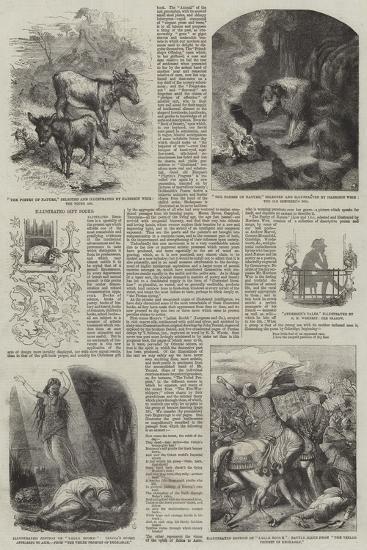 Illustrated Gift Books-Harrison William Weir-Giclee Print