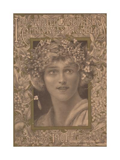 Illustrated London News, Cover Illustration, 1901-Herbert Gandy-Giclee Print