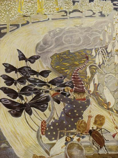 Illustration, 1928-Hans Baluschek-Giclee Print