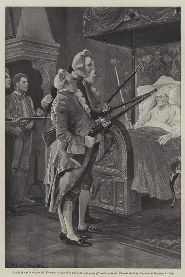 Illustration for a Colonel of the Empire-Richard Caton Woodville II-Giclee Print