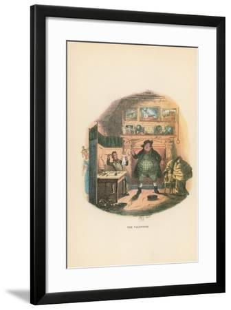 Illustration for Pickwick Papers-Hablot Knight Browne-Framed Giclee Print