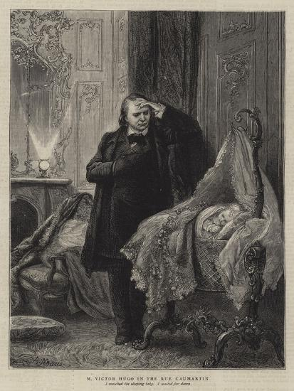 Illustration for the History of a Crime-Adrien Emmanuel Marie-Giclee Print
