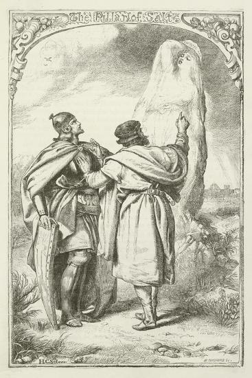 Illustration for the Pilgrim's Progress-Henry Courtney Selous-Giclee Print