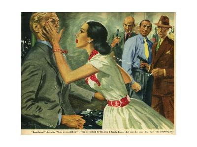 Illustration from 'John Bull', 1951--Giclee Print